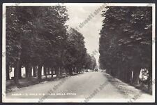 CREMONA CREMA 67 Cartolina viaggiata 1953 REAL PHOTO
