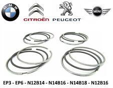 BMW MINI CITROEN PEUGEOT 1.4 1.6 EP3 EP6 N12B14 N14B16 N14B18 PISTON RINGS @ STD