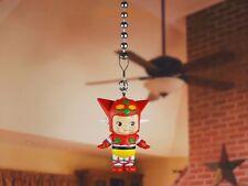 Sonny Angel Kewpie Getter Robo 1 Super Robot Ceiling Fan Pull Light Lamp Chain 5