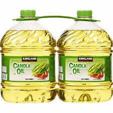 Kirkland Signature Canola Oil, 3 qt, 2-count NEW