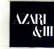 (DU405) Azari & III, Hungry For The Power - DJ CD