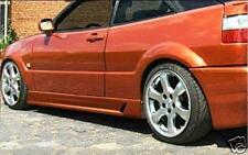 VW Corrado XTR retrasadas faldones alerón side skirts