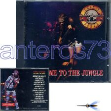 """GUNS 'N' ROSES """"WELCOME TO THE JUNGLE"""" RARE CD ITALY - SEALED"""