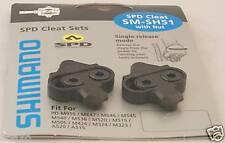 Shimano SM-SH51 SPD Shoe Cleats, 1 Pair