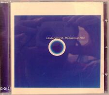 "Underworld - Beaucoup Fish (CD 1999) ""Push Upstairs"" ""Push Downstairs"""