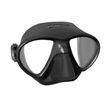 Mares X-FREE Mask ,FreeDive, Scuba, Diving Dive Black 421412