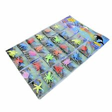 48 Sea Life Animals Toys Grow an insect Toy Figures Perfect to Drop Assorted