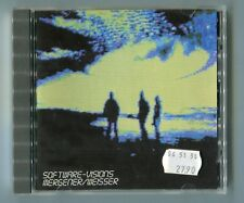 Mergener / Weisser - CD - SOFTWARE-VISIONS © 1989 West Germany Palm Rec 729013