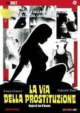 Dvd La Via Della Prostituzione-Joe D'Amato....NUOVO