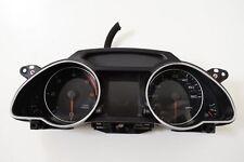 Audi A5 8t 2.7 Tdi 2009 Rhd Tacho Kombiinstrument 8T0920981B