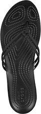 Crocs Isabella Sandals Women black UK 2
