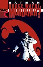BATMAN BRUCE WAYNE MURDERER Trade Paperback (DC COMICS)