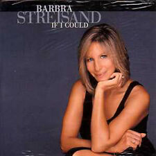 CD SINGLE Barbra STREISAND If I could CARD SLEEVE NEW SEALED RARE
