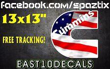 DIESEL windshield decal diesel truck sticker powerstroke duramax 2500 3500 6.6