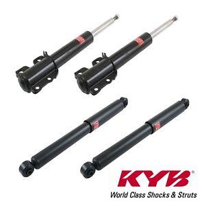 KYB 4 SHOCKS FREIGHTLINER DODGE SPRINTER 2500 3500 02 03-06 SINGLE Rear Wheels