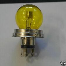 Lampada Lampadina Assimetrica faro anteriore  12V 45/40 w GIALLA