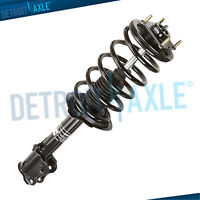 NEW Complete Front Left Quick Install Ready Strut w Spring & Mount for Escape