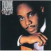 MUSIC CD FREDDIE JACKSON DONT LET LOVE SLIP AWAY 10 TRACKS NICE N SLOW CRAZY YES