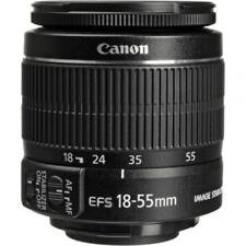 Objetivos zoom automático y manual para cámaras Canon