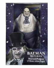 DC Batman Returns-Neca 1/4 Escala Figura Mayoral Pingüino (Danny DeVito)