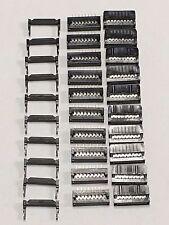 IDC Connector 2.54mm pitch 16 pins Ribbon Connectors 16 PIN 10 sets