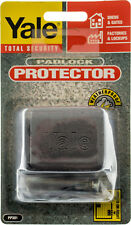 Yale Protected Hasp & Staple - Padlock Protector
