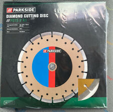 Parkside Diamond Cutting Disc PDTS 2 A1 230mm X 1.8 Mm New
