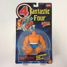 FANTASTIC FOUR Movie THE THING `Talking´ 35cm PVC figure Toy Biz