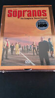 The Sopranos - The Complete Third Season (DVD, 2002, 4-Disc Set, Four Disc Set)