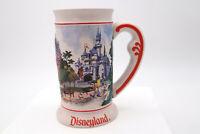 Disneyland Vintage 3D Character Beer Stein Mug Main Street Disney Castle EUC