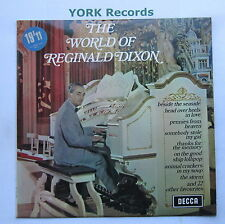 REGINALD DIXON - The World Of Reginald Dixon - Ex Con LP Record Decca PA 38