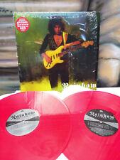RAINBOW - BOSTON 1981 LP Blackmore , Glover, Turner Long Live Smoke on the Water