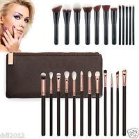 Professional 12PCS Make up Brush Set Foundation Blusher Concealer Makeup Brushes