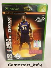 NBA INSIDE DRIVE 2004 - XBOX - VIDEOGIOCO NUOVO SIGILLATO NEW SEALED PAL VERSION