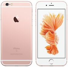 APPLE IPHONE 6S 16GB ROSA GRADO AB ROSE GOLD RICONDIZIONATO + ACCESSORI USATO