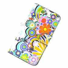 Elegant Leather Flip Stand Wallet Protective Phone Accessories Case Cover For LG