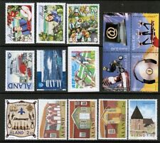 1998 Aland Islands complete year set mnh