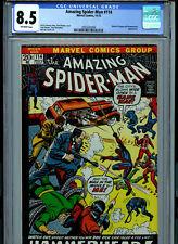 Amazing Spider-man #114 CGC 8.5 VF+ 1972 Marvel K26 Amricons