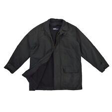 RALPH Lauren Herren Jacke M 50 Übergangs Winterjacke gefüttert schwarz Jacket