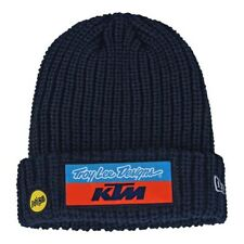 df4ffd82388 Troy Lee Designs KTM Team Beanie Navy