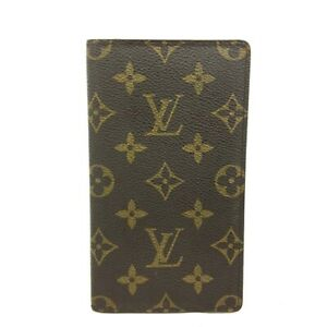 Louis Vuitton Monogram Agenda De Posh Notebook Cover /C1144