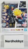 S.H. FiguArts Dragon Ball Super Future Trunks Bandai Tamashii - In Hand
