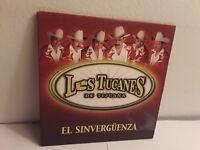 Los Tucanes de Tijuana - El Sinverguenza (Promo CD Single, 2003, Universal)