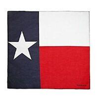 "Texas Flag Bandana Doo Do Rag 21"" x 21"" New Biker Cap Hat Head Wrap"