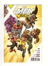 X-Men Gold #1 Controversial recalled version VF/NM