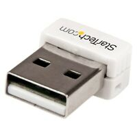 StarTech USB150WN1X1W USB 150Mbps Mini Wireless N Network Adapter -