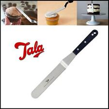 Tala Long Steel Angled Cake Decorating Spatula Palette Knife Icing Spreader