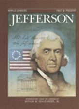 World Leaders Past and Present: Thomas Jefferson by Roger A. Bruns (1986, Paper…