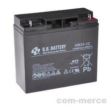 Gel - Batterie Akku Rasentraktor 12 V-22 AH + Pol R, HONDA Sabo AL-KO ( 99097