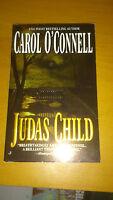 Carol O'Connell - Judas Child (Anglais)